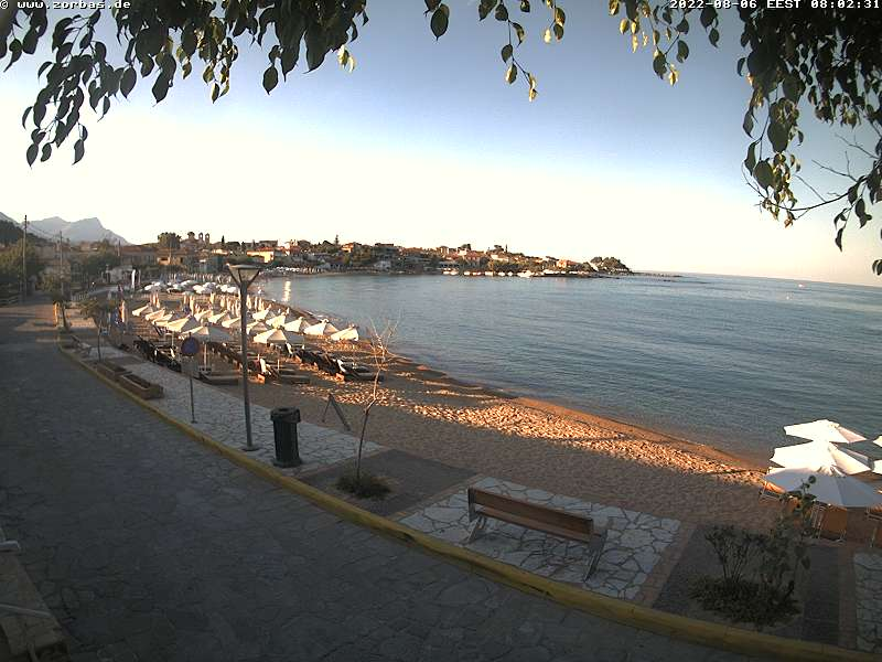 Webcam: Kardamyli, Grecia